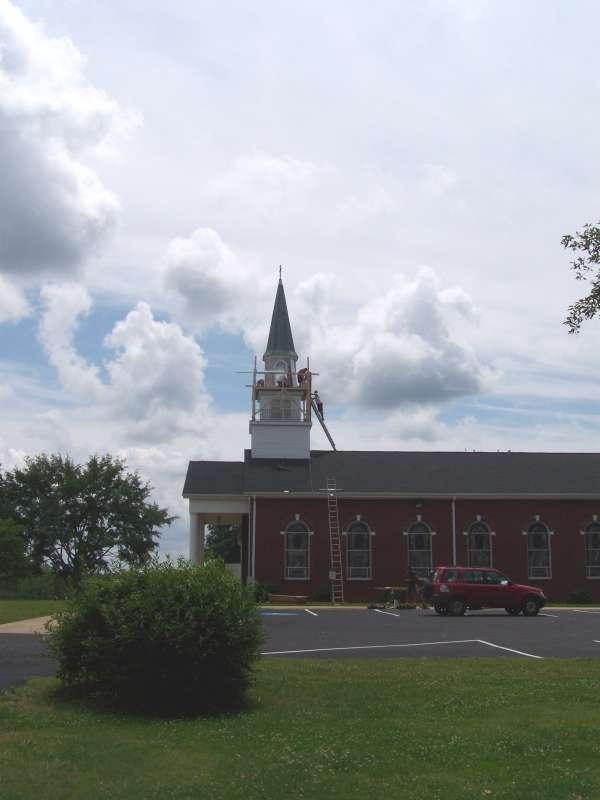 steeple 9